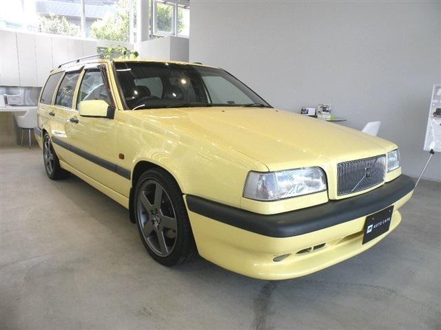 ボルボ 850エステート 850T−5Rエステート 保証付 限定車...