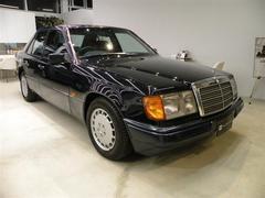 M・ベンツ300E 保証付 ディーラー車 記録簿