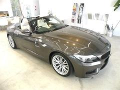 BMW Z4 sDrive23i Mスポーツエアロ 保証 18AW 白革