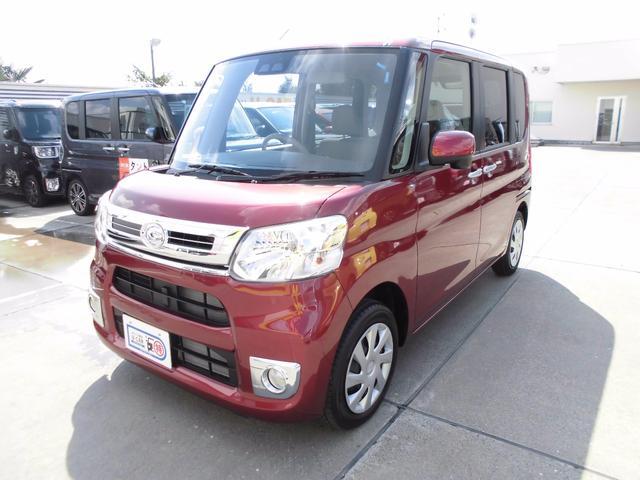ダイハツ Xターボ SAIII UGP バリューパック限定車