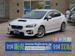 WRX STIS207 400台限定車 専用RECAROシート