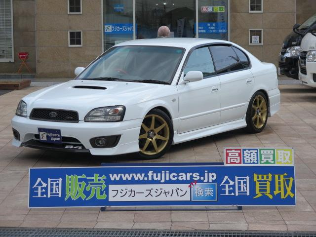 Subaru Legacy B4 Rsk Limitedii 2003 White 92 334 Km Details