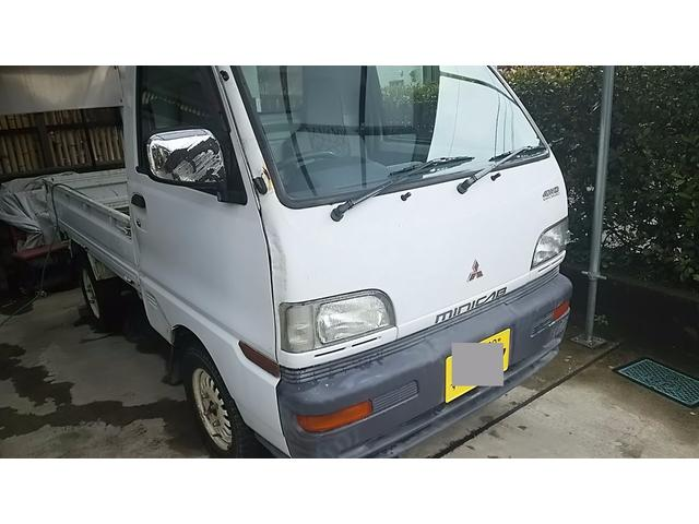 三菱 ミニキャブトラック 4WD VXスペシャルエディション パワ...