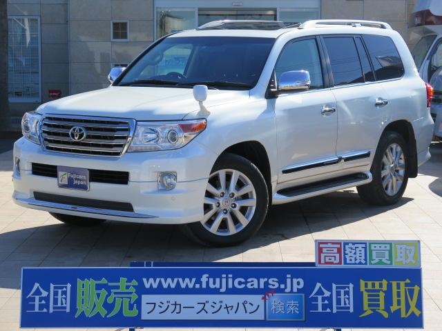 Photo of TOYOTA LAND CRUISER ZX BRUNO CROSS / used TOYOTA