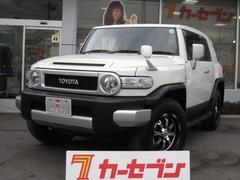 FJクルーザーカラーパッケージ 4WD ナビ 地デジ Bモニタ クルコン