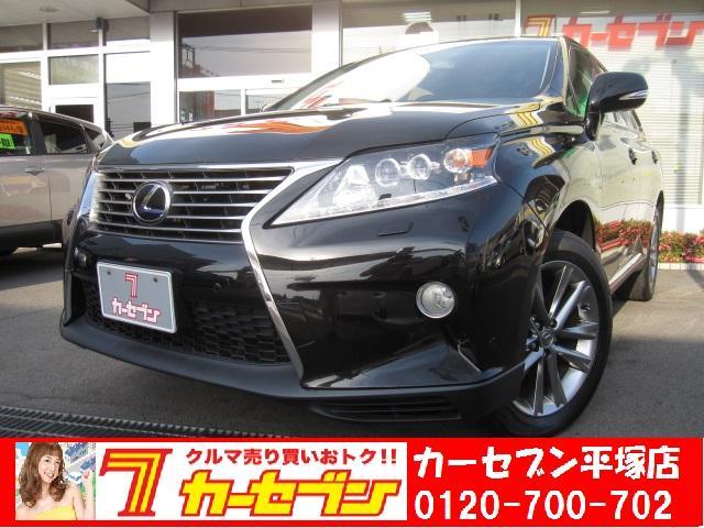 レクサス RX RX270 ナビ 地デジ Bモニタ 19インチアル...