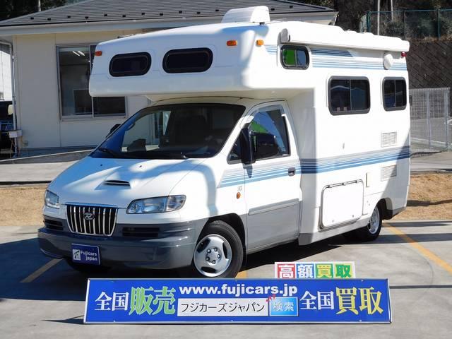 キャンピング SRX コマンダー ディーゼル適合車