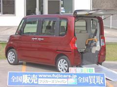 タント 福祉車両 タント 電動ウィンチ ナビ ETC(ダイハツ)
