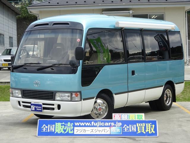 トヨタ 超ショート RVビックフット アルカディア