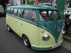 VW タイプII1900ccエンジンOH サファリウインドウ 12V化