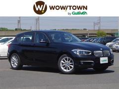BMW118dスタイル 1オーナ Dアシ Bカメ ETC ランフラ