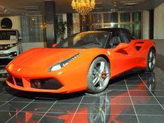 フェラーリ 488スパイダーツインターボ 670HP