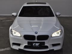 BMWM5 イギリス新車並行未走行車 ツインターボ560馬力右HD