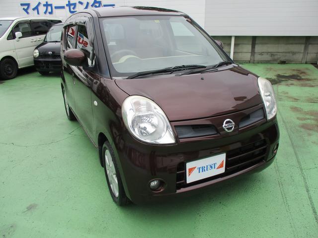 日産 モコ G (車検整備付)