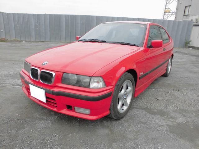 BMW 3シリーズ 318ti Mスポーツ 純正アルミ (なし)