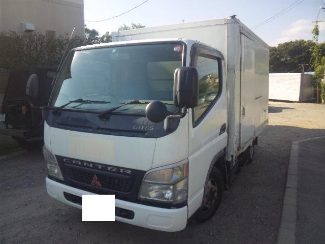 三菱ふそう キャンターガッツ 2.8D 1.3t 蓄電式冷蔵冷凍車...