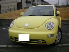 VW ニュービートルプラス 本革シート SR キーレス 純正AW 純正オーディオ