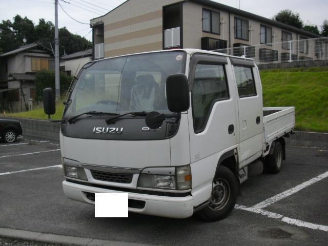 いすゞ エルフトラック ディーゼル 1.25t MT5速 NOX適...