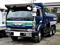 UDトラックスビッグサム 10tダンプ 最大積載9100kg MT7速