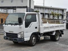 エルフトラック2t低床ダンプ 社外ETC Nox適合 荷台塗装サービス