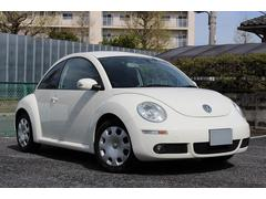 VW ニュービートルコンフィ 300台限定車 フルセグ地デジ付きナビ 1オーナー