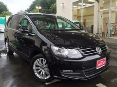 VW シャランTSI ハイラインブルーモーションテクノロジー ナビ地デジ