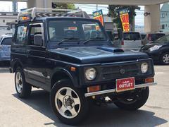 ジムニーランドベンチャー 4WD ターボ 純正16インチアルミホイル
