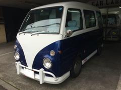 サンバーバン ロコバス仕様 キッチンカー 移動販売車 ケータリングカー(スバル)
