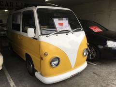 サンバートライ ディアスII スーパーチャージャー 移動販売車 キッチンカー(スバル)