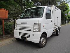 キャリイトラック冷凍冷蔵車 −20℃ エンジン交換済み