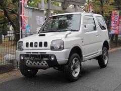ジムニーワイルドウインド 4WD リフトアップ CD