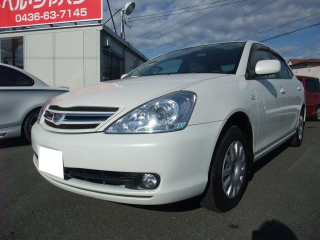 Photo of TOYOTA ALLION A15 G PACKAGE PREMIUM / used TOYOTA