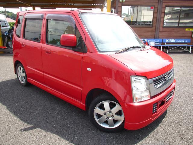 Photo of SUZUKI WAGON R FX LIMITED II / used SUZUKI