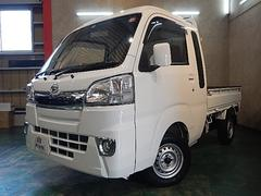ハイゼットトラックジャンボ 5インチ新品ワンセグナビ 切替し式4WD 禁煙車