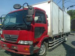 コンドル増トン ワイド 冷凍車 冷凍冷蔵車 冷蔵車 UD
