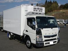 キャンター低温仕様 冷蔵冷凍車 積載3トン ワイド幅 ロング 未使用車