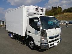 キャンター未使用車 低温仕様 冷蔵冷凍車 ワイド幅 ロング 積載3トン