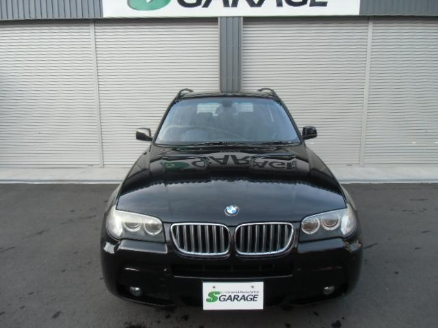 BMW X3 2.5si Mスポーツ 1オナ 純正ナビ ETC (なし)