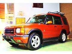 ランドローバー ディスカバリーV8i ES SR 革 4WD
