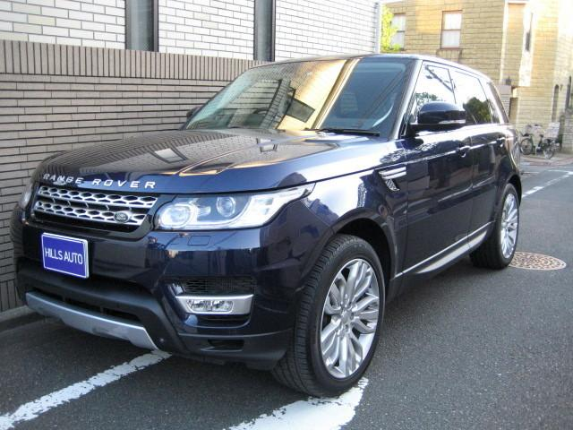 Photo of LAND_ROVER RANGE ROVER SPORT HSE / used LAND_ROVER