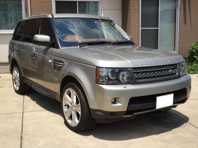 Photo of LAND_ROVER RANGE ROVER SPORT 5.0 V8 SUPERCHARGED / used LAND_ROVER