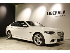 BMWアクティブハイブリッド5 Mスポーツ ワンオーナー ACC