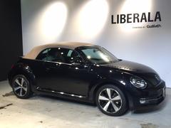 VW ザ・ビートル・カブリオレエクスクルーシブ ワンオーナー 全国25台限定車