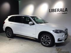 BMW X5xDrive 35d xライン 7人乗り ワンオーナー