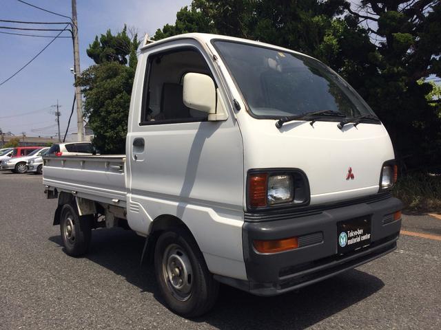 三菱 ミニキャブトラック  (車検...