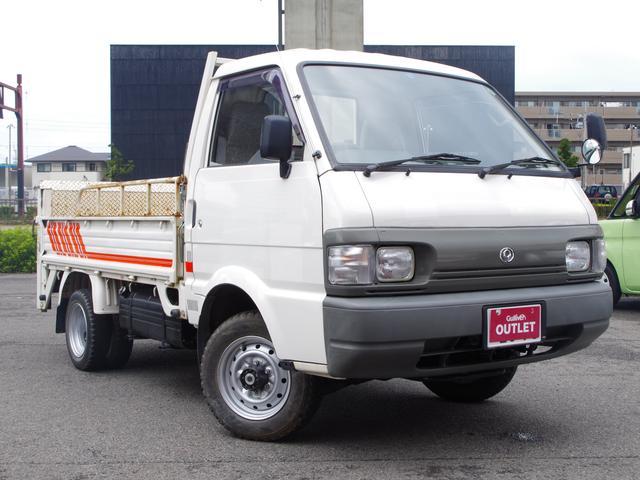 マツダ ボンゴトラック トラック1.8 パートタイム4WD 5MT...