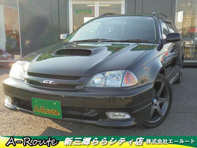 トヨタ GT-T Sバージョン 4WD ステアシフト ディスチャージ