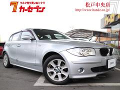 BMW118i 1オナ SDナビ ワンセグ ETC HID