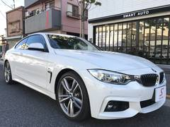 BMW435iクーペ Mスポーツ 純正19インチAW 禁煙
