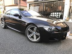 BMW M6ディーラー整備 インディビジュアル本革シート 屋内保管